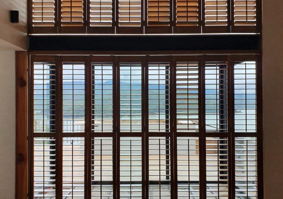 ¿Cómo limpiar tus persianas de madera?
